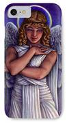 Witness To Perfection IPhone Case by Jane Bucci