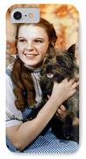 Wizard Of Oz, 1939 IPhone Case by Granger