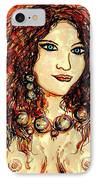 Woman Of Desire IPhone Case