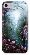 Wonderland IPhone Case by Harsh Malik