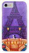 Wonders Of Paris IPhone Case