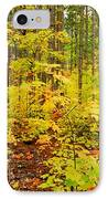 Woodland Panorama IPhone Case by Michael Peychich