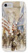 World War I: Victory Parade IPhone Case