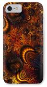 Worm Infestation IPhone Case