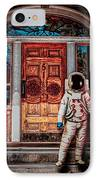 Wrong Address IPhone Case by Bob Orsillo