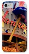 Yankee Clubhouse IPhone Case by Joann Vitali