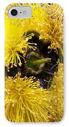 Yellow Tree Flower IPhone Case