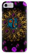 Yin And Yang Collage IPhone Case