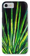Yucca IPhone Case by Melvin Moon