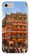 Yuyuan - A Bizarre Bazaar IPhone Case