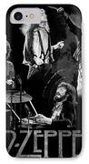 Zeppelin IPhone Case by William Walts