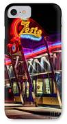 Zestos IPhone Case by Corky Willis Atlanta Photography