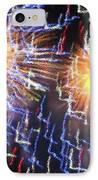 Zig Zag Blast IPhone Case by Debra     Vatalaro