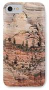 Zion Wall IPhone Case by Viktor Savchenko