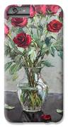 Red Roses IPhone 7 Plus Case by Ylli Haruni