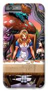 Alice In Wonderland 06a IPhone 7 Plus Case by Zenescope Entertainment