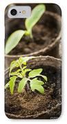 Seedlings  IPhone Case