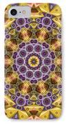 Kaleidoscope 43 IPhone Case