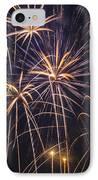 Fireworks Celebration  IPhone Case