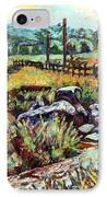 Stroubles Creek IPhone Case