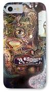 The Beast Of Babylon IPhone Case