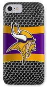 Minnesota Vikings IPhone Case