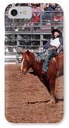 A Bumpy Ride IPhone Case