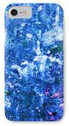 Abstract Splashing Water IPhone Case