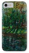 At Carondelet Park IPhone Case