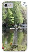 Bird Girl Of Magnolia Plantation Gardens IPhone Case