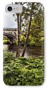Bridge At Iveraray Castle IPhone Case