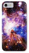 Bright Side Of The Black Hole IPhone Case