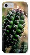 Cactus Arm IPhone Case