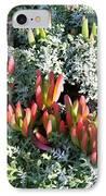 California Seaside Garden IPhone Case