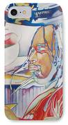 Carter Beauford Colorful Full Band Series IPhone Case