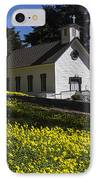 Church In The Clover IPhone Case