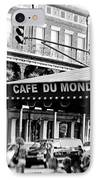 Coffee And Beignets IPhone Case