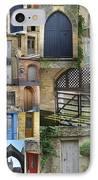 Collage Of Doors IPhone Case
