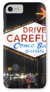 Come Back Soon Las Vegas  IPhone Case