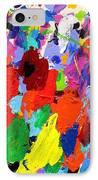 Cornucopia Of Colour I IPhone Case