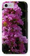 Crape Myrtle IPhone Case