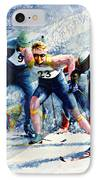 Cross-country Challenge IPhone Case