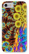 Dance Of Shiva IPhone Case