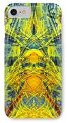 Decalcomaniac Intersection 1 IPhone Case