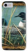 Deco Loons IPhone 8 Case by JQ Licensing