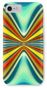 Digital Art Pattern 8 IPhone Case