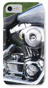 Engine Close-up 5 IPhone Case