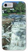 Falls River Park IPhone Case