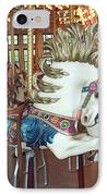 Fancy Flashy Pony -ri IPhone Case