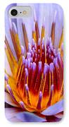 Fiery Eloquence IPhone Case